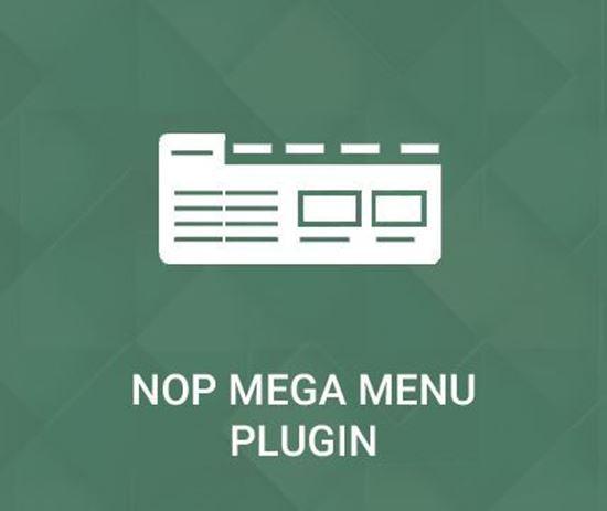 Picture of Mega Menu  Plugin