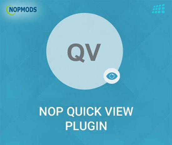 Picture of NopCommerce Quick View Plugin