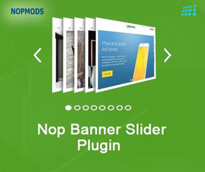Picture of NopCommerce Banner Slider Plugin