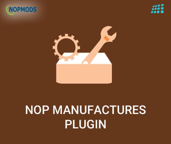 Picture of Manufacturer Plugin