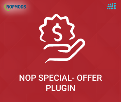 Picture of Special Offer Plugin